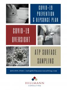COVID-19 Services Hillmann Consulting, LLC