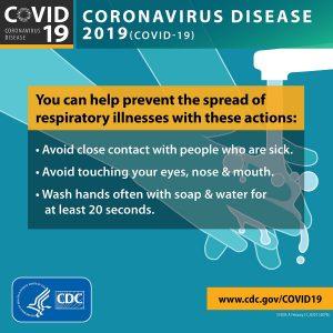 CDC Coronavirus Info