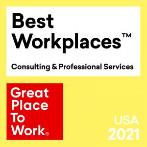 Hillmann Named Best Workplace 2021