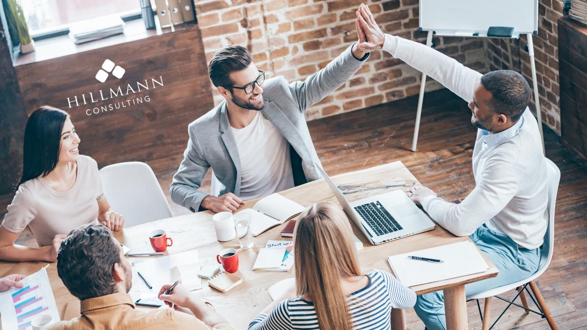 Hillmann Consulting, LLC Makes the 2021 Zweig Group Hot Firm List